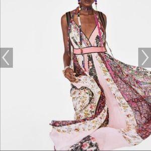 Zara Collection maxi dress